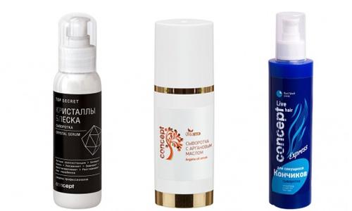 Диметикон для волос польза или вред