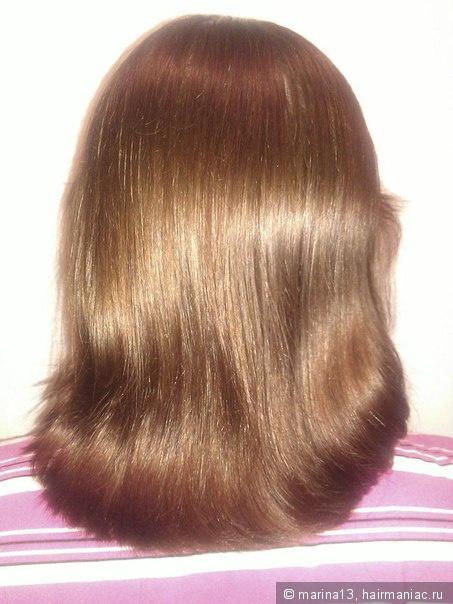 утяжелить очень тонкие волосы