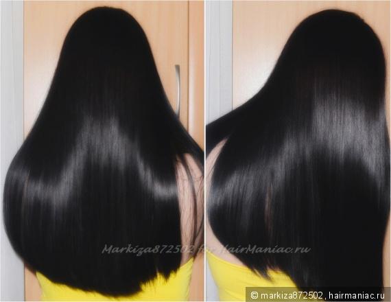 Мускатное масло и волосы