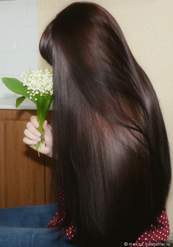 Стали сохнуть волосы
