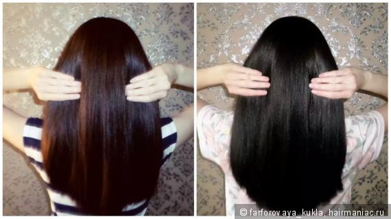 Краска игора на темный цвет волос