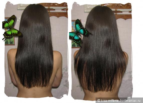 Ампулы роста волос selective