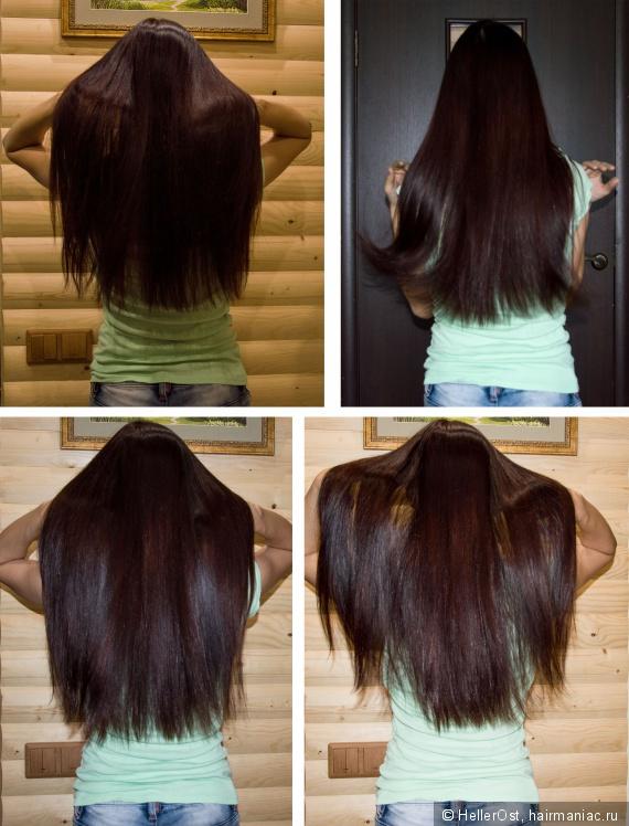 Волосы тонкие как сделать их густыми 813