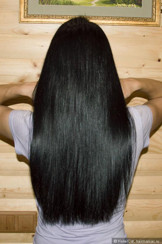 Волосы как будто не промываются