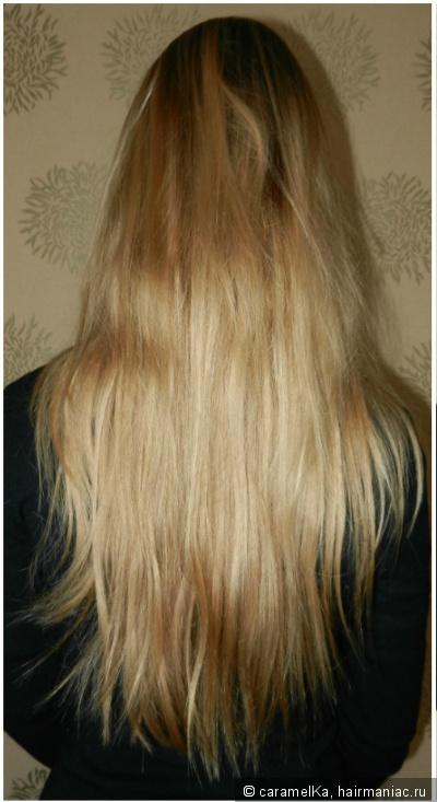 Можно ли перекраситься с блондинки в русый фото до и после