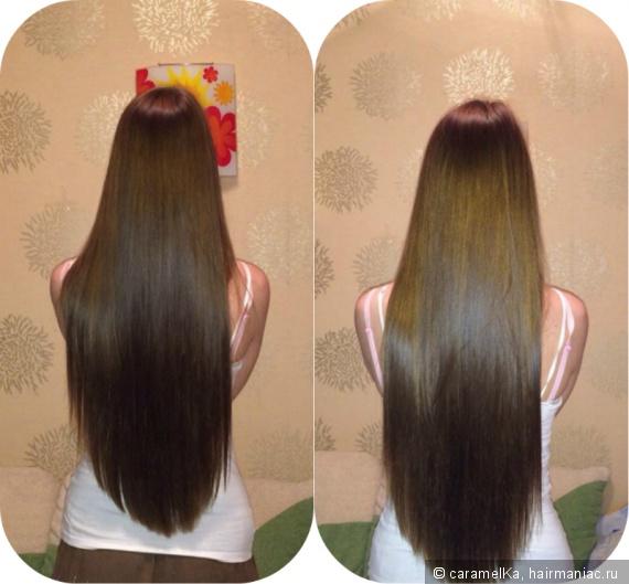 экранирование волос что это отзывы фото
