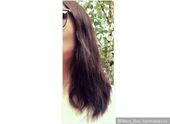 Уход за волосами сухими на концах и жирными у корней
