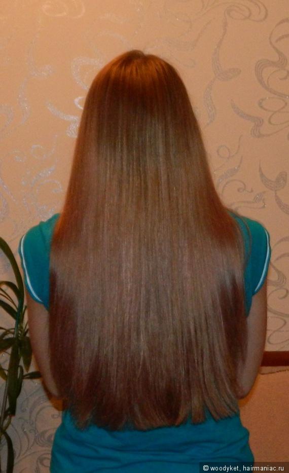 10 см волос это сколько