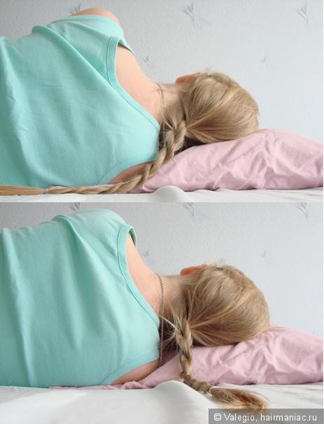 Зачем подушка с волосами