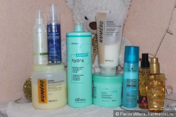 Как ухаживать за волосами пористыми