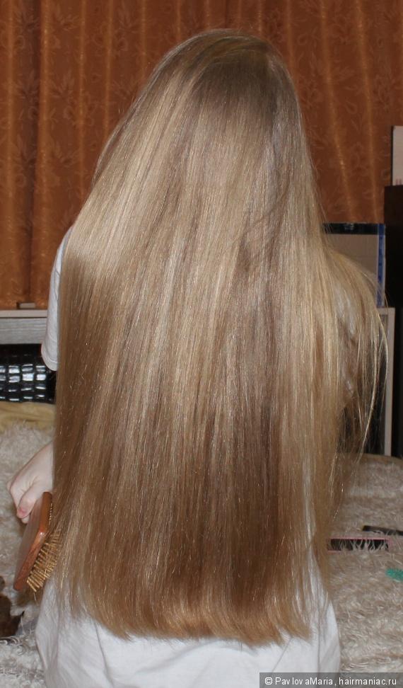Сколько стоят волосы 30 см