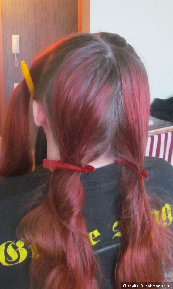 Сколько на длинные волосы нужно грамм краски