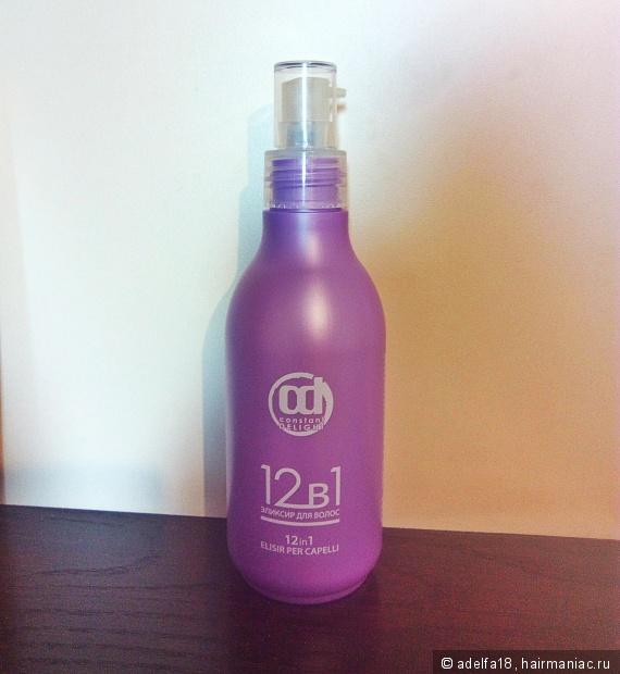 12 в 1 средство для волос