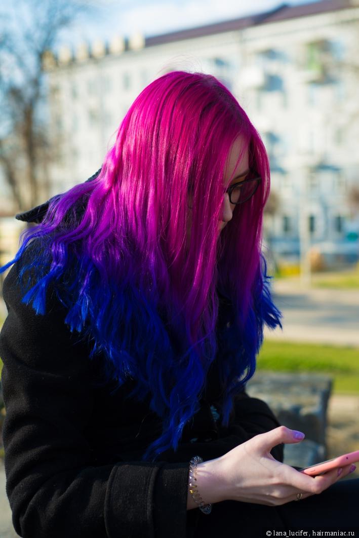 это картинки покрасить волосы в тоник этому способу тесто