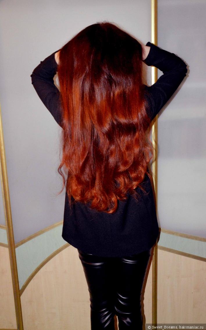 Кудри на длинные волосы в домашних условиях
