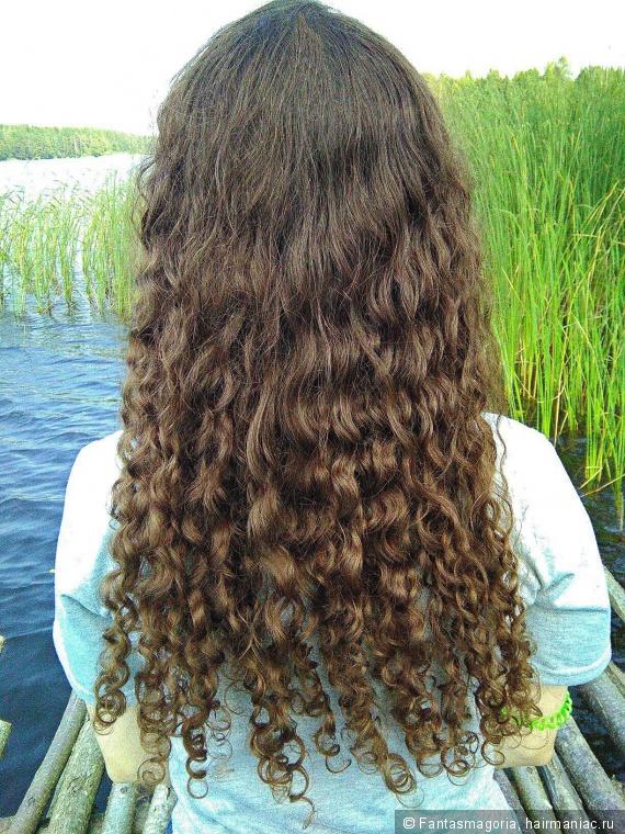 Волосы после долгой прогулки по лесу