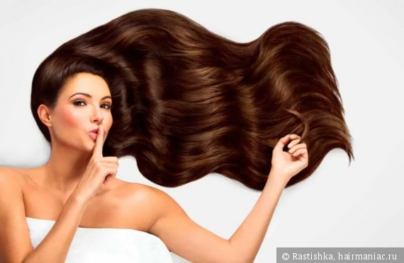 Стимуляция роста новых волос на голове