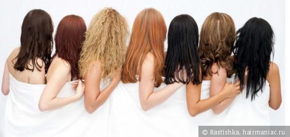 Косметика для волос рост волос