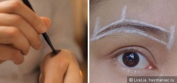 Henna color для бровей инструкция