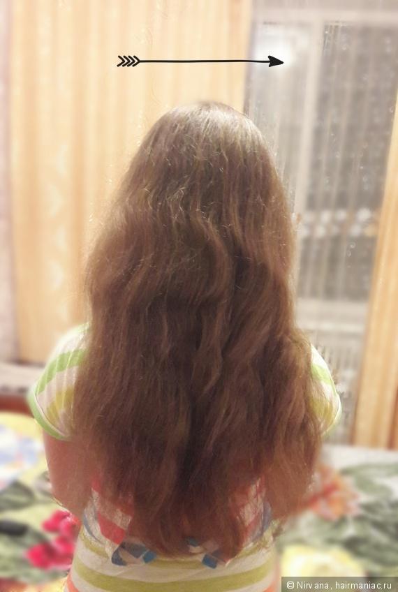 Вот они! Мои неокрашенные волосы в 2016 году...