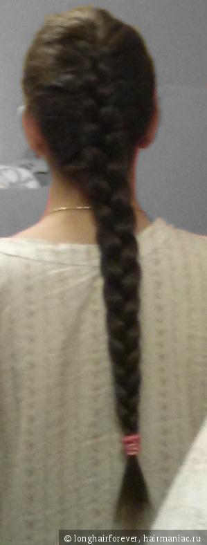 Коса - колосок