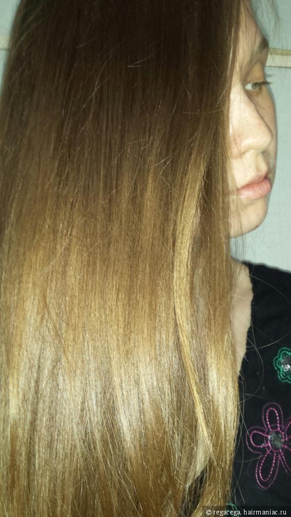 Шампунь против жирных волос