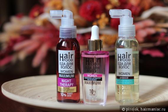 Hair Food Еда для волос