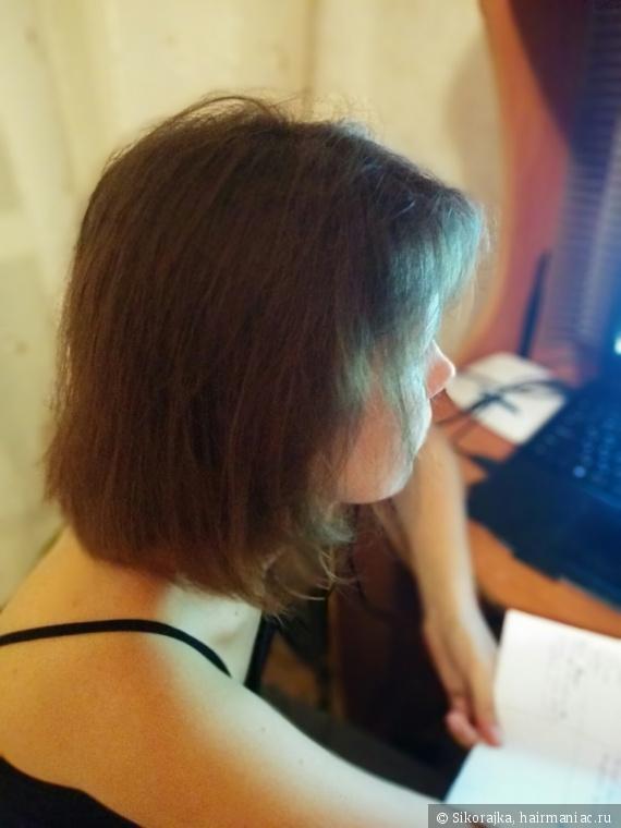 Волосы в агрессивной среде