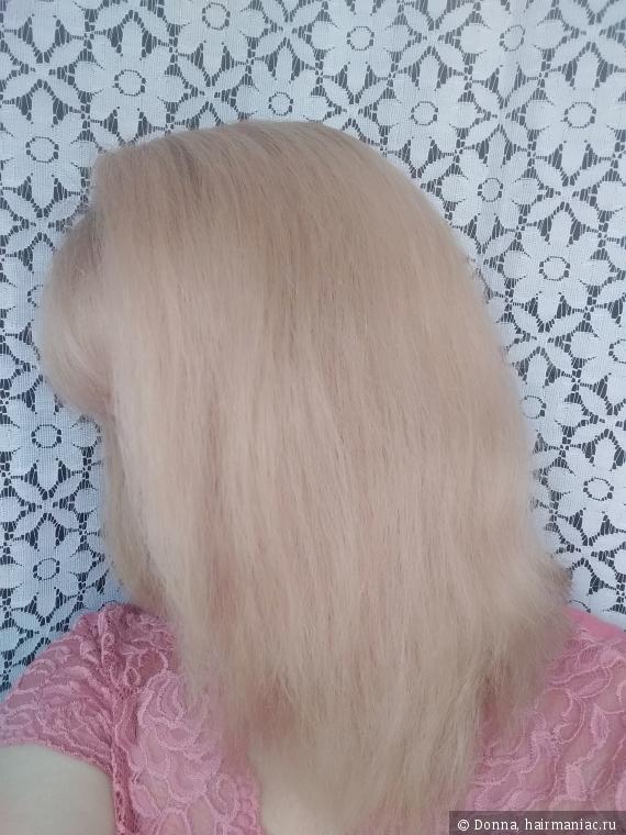 волосы с Chi
