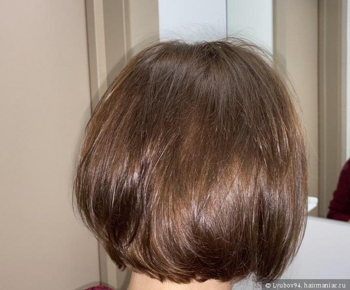 Фото волос со вспышкой