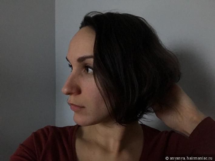 мои волосы, начало 2019 года