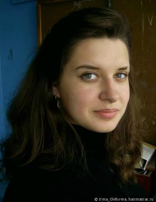 здесь мне 18, и я неиллюзорно мучаюсь проблемными волосами.