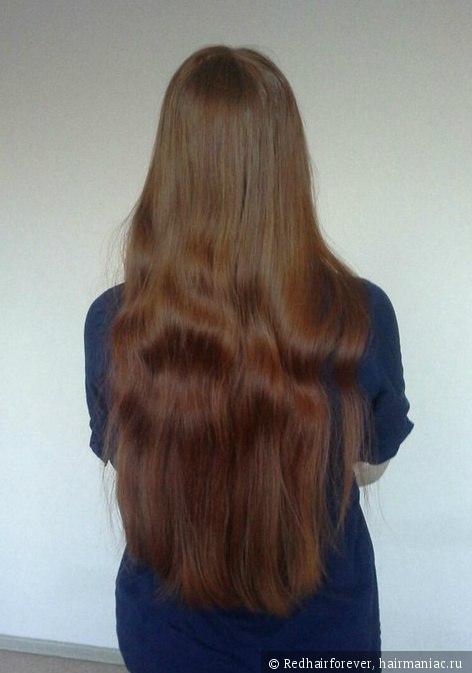 Волосы незадолго до хны