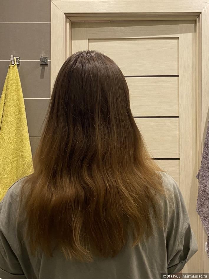 03.03. Волосы волнистые после косички. Тест новой маски от Kaaral