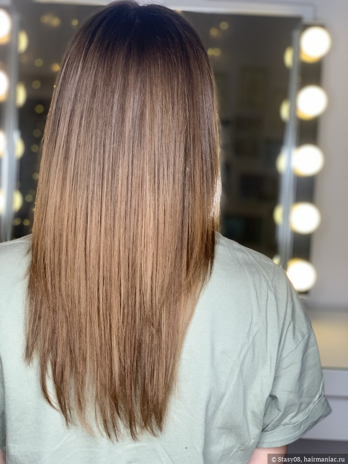 11.01.2021. После процедуры «абсолютное счастье для волос» от Label