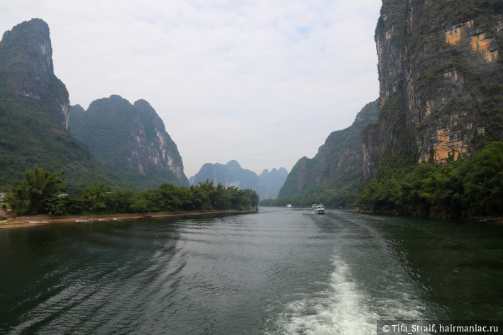 Гуйлинь, река Ли