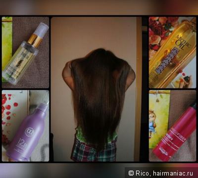 Несмываемый уход для волос - Все о росте волос