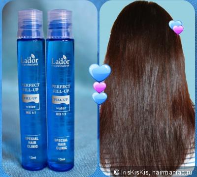 Филлер восстановление волос
