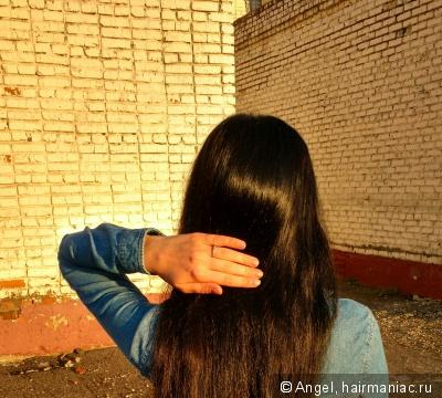 Красим волосы хной и басмой