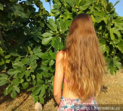 Как восстановить волосы после лета, моря и солнца