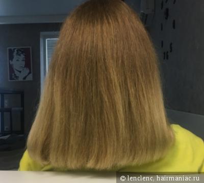 Восстановление пористых волос