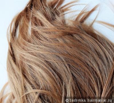 Уход для сухих кончиков волос