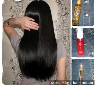 Увлажнение волос маслами: 3 ошибки. Результат правильного применения масел (фото волос). Моя подборка лучших масел