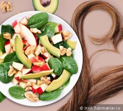 Грецкий орех для волос и особенности его применения